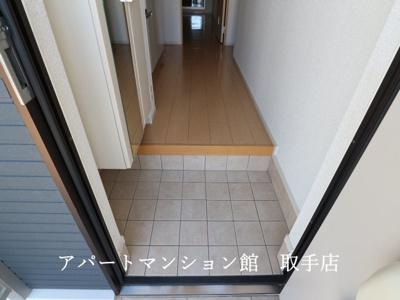 【玄関】シャン・ド・フルールⅢ