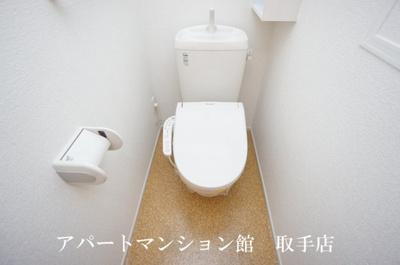 【トイレ】オリエンタル・ヴィラ