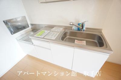 【キッチン】オリエンタル・ヴィラ