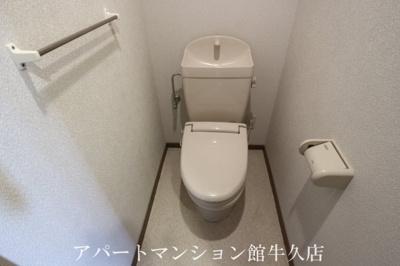 【トイレ】ヴィザージュ