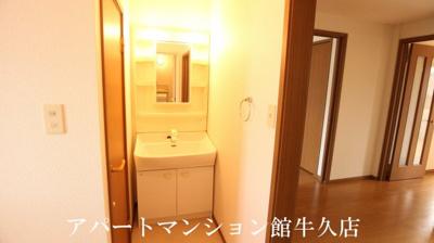 【独立洗面台】フラール
