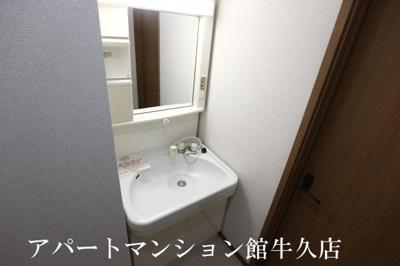 【洗面所】ヴィラージュ牛久