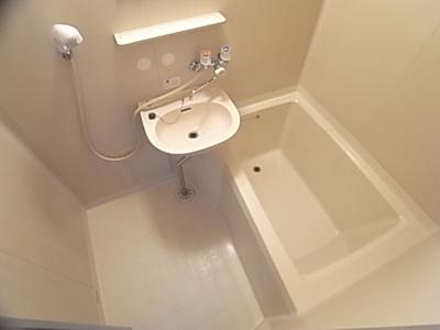 【浴室】水野ハイム
