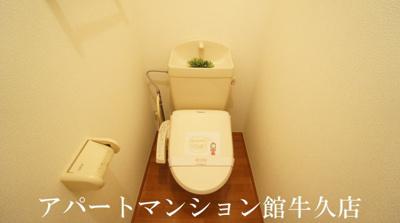 【トイレ】オーガスタA
