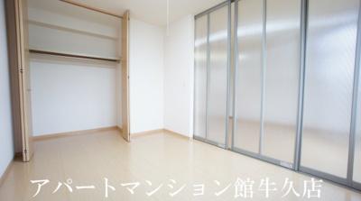 【洋室】アークグレイスⅢ