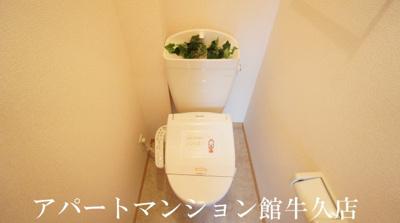 【トイレ】アークグレイスⅢ