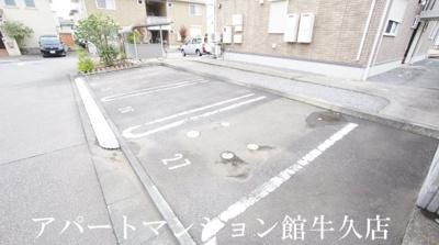 【駐車場】リビングタウンひたち野C