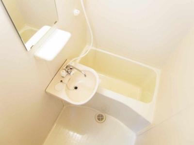 【浴室】レオパレスまいか