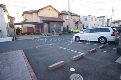 【駐車場】シエスタB