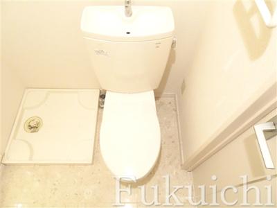【トイレ】MKM都立大