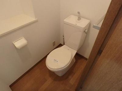 【トイレ】シンシア白金山北ホームズ