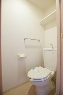 【トイレ】スカイコート麻布十番