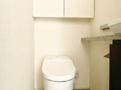【トイレ】ヴィークコート三軒茶屋ザ・グランツ