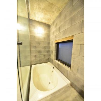 【浴室】石双居