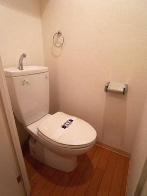 【トイレ】ビバリーホームズ千歳船橋