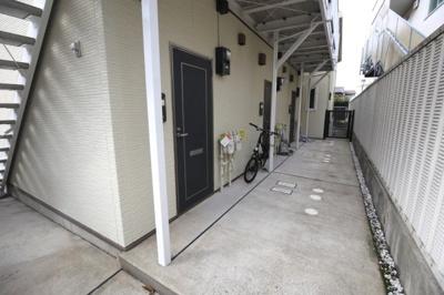 【エントランス】及川アパートメント