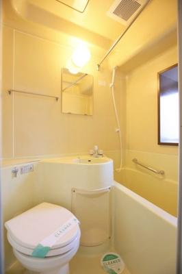 【浴室】メゾン・ド・オーポン