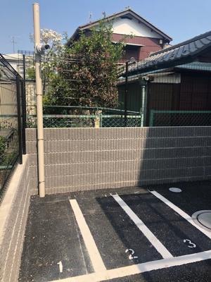【駐車場】スカイコート世田谷代田橋