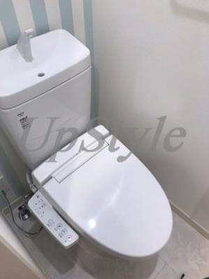 【トイレ】エレガンテ綾瀬