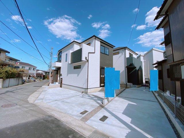 名古屋市天白区荒池 全2棟 2号棟の画像
