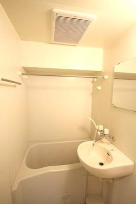 お風呂です。(※別室写真参照)