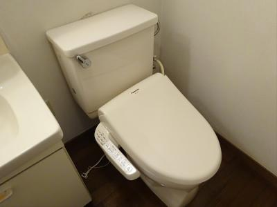 【トイレ】ぱいんくれすと