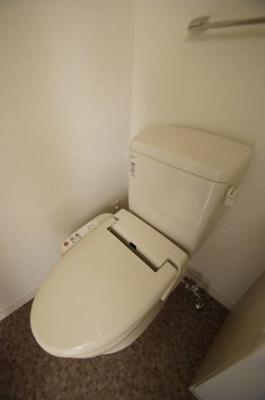 温水洗浄便座です。