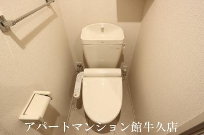 【トイレ】シャローム