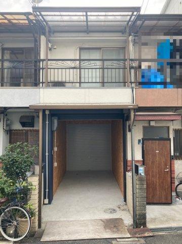 北巣本町事務所付き貸倉庫の画像