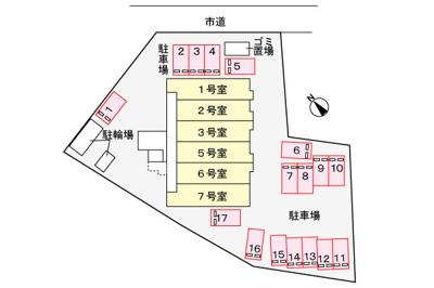 【区画図】ベーシック・グローブ