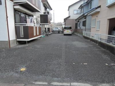 【駐車場】セジュール小林