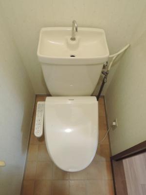 【トイレ】セジュール小林