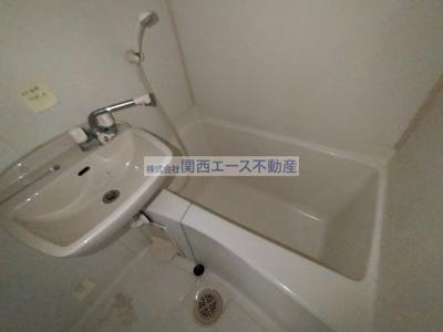 【浴室】クワイエット四條畷