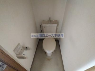 【トイレ】クワイエット四條畷
