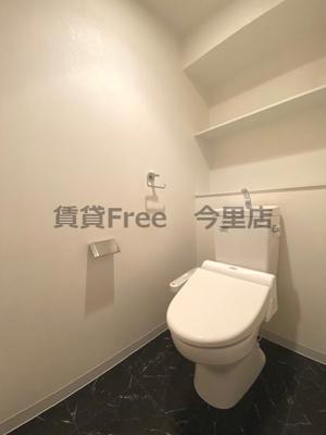 【トイレ】casa felice 仲介手数料無料