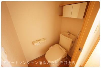 【トイレ】アルト キオーマ