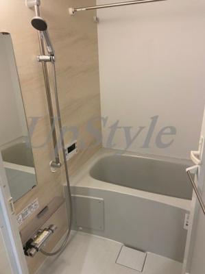 【浴室】ブルーム道灌山