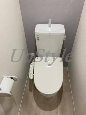 【トイレ】ブルーム道灌山
