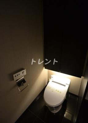 【トイレ】コンフォリア北参道