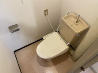 【トイレ】ホワイトピア江島台
