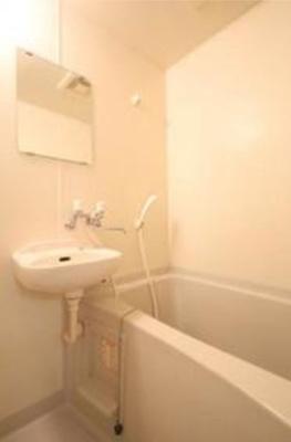 【浴室】フレアプランドールB棟