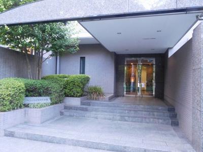 【エントランス】パーク・ハイム善福寺公園
