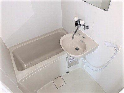 【浴室】レオパレス板谷B棟
