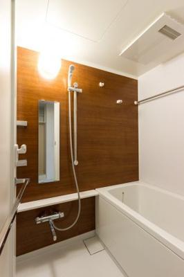 【浴室】清澄白河レジデンス弐番館