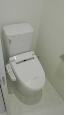【トイレ】クレイシア亀戸