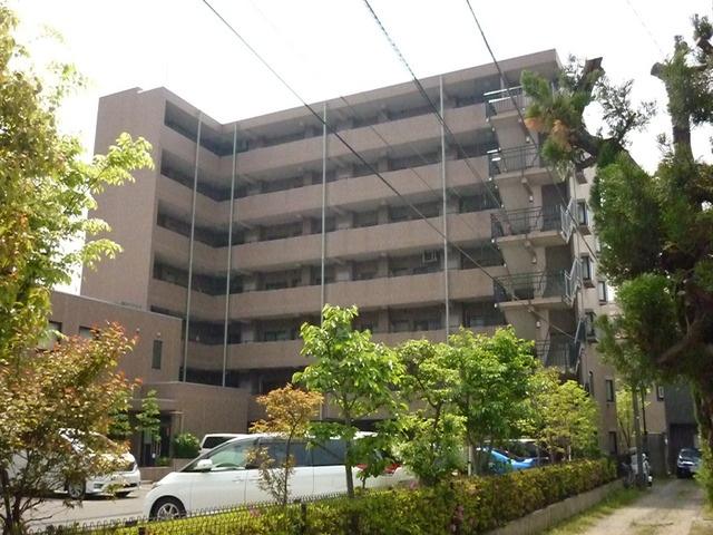 横浜市港北区新羽町のマンションの画像