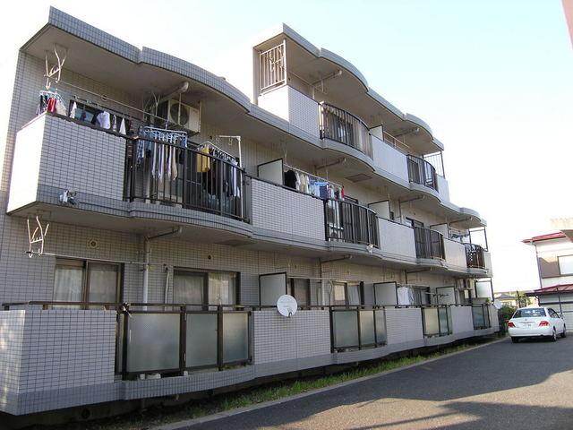 横浜市緑区台村町のマンションの画像