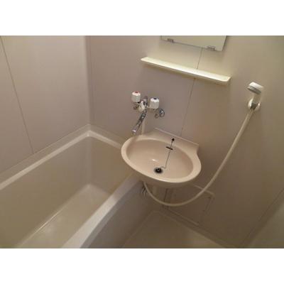 【浴室】フルール・F