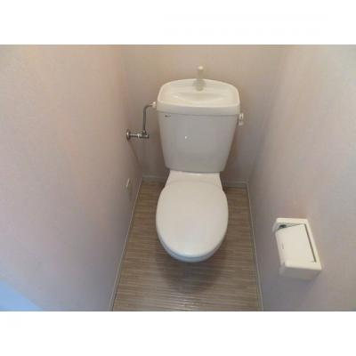 【トイレ】フルール・F