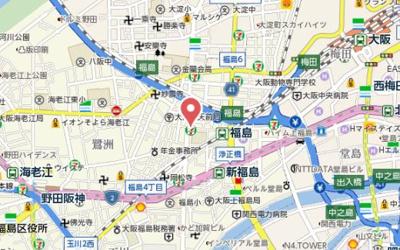 【地図】SHINE&SHINE55